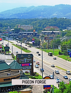 Index Pigeon Forge