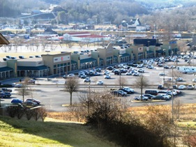 Index Sevierville Shopping