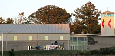 methodist church in sevierville-tennessee