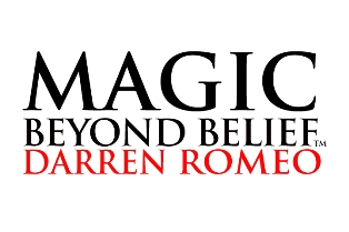 Follow the Magic Beyond Belief sign to an amazing magic show filled with fun for the whole family!