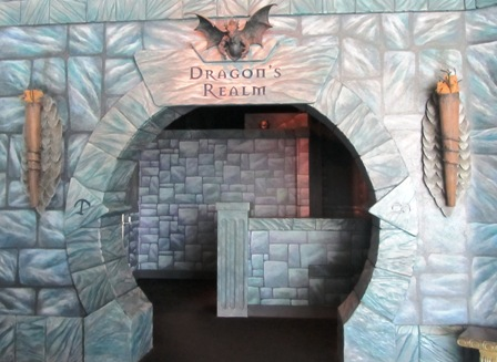 There's might be danger lurking inside the MagiQuest Dragon's Realm!