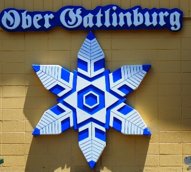 This Ober Gatlinburg sign is the perfect place to for photo opportunities.