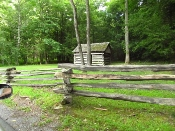 Nation Register Cades Cove is an excellent place to learn about Smoky Mountain history