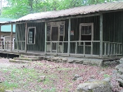 Become amazed by the historical sites that live in national register elkmont