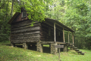 The National Register Hall Cabin Holds Lots Of Smoky Mountain History