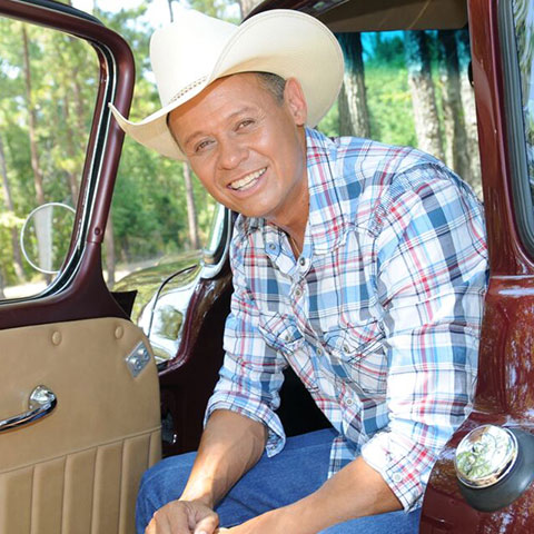 Neal McCoy concert schedule includes the Country Tonight Theater in Pigeon Forge.