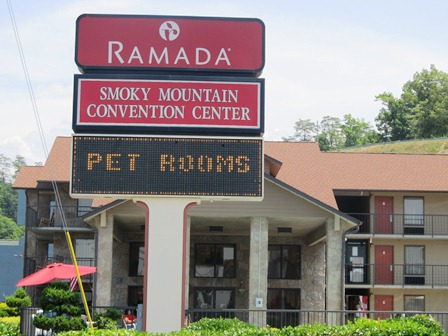 Pet Friendly Hotels Includes Ramada Inn
