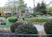 Have a blast putting out the fire while playing Pigeon Forge Attractions Waldens Landing Firehouse Golf.