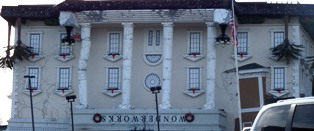Go with Pigeon Forge Attractions WonderWorks for a day of