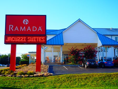 Pigeon Forge Hotels Ramada Pigeon Forge North by Wyndham offers a stay in luxury for both vacationers and businesses.