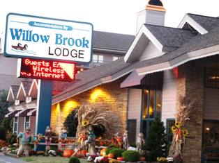 Lodging is always at it's best when stay with Pigeon Forge Hotels Willowbook!