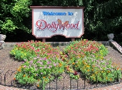 pigeon-forge-tn is home to dollywood
