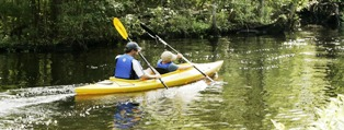 You'll love the Smoky Mountain waters in those colorful Sevierville Attractions Kayaks!