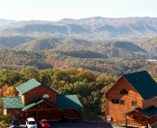 sitting in the mountains are smoky-mountain-cabin-rentals