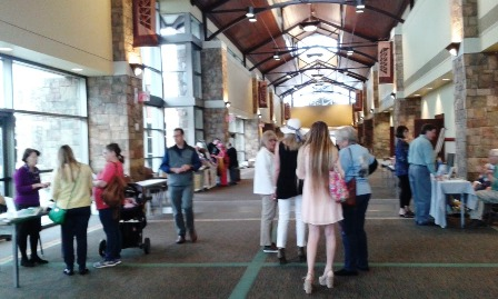Smoky Mountain Event Rose Glen Literary Festival offers free admission and a day of enjoyment.