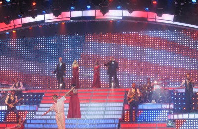 The Smoky Mountain Opry Patriotic segment of the show makes one proud to be living in America!