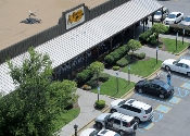 For gooo southern cooking Cracker Barrel is the place to go!