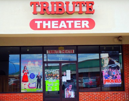 Many theaters in Pigeon Forge offer great shows like the Theater Shows Tribute Theater.