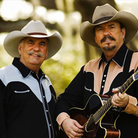 The Bellamy Brothers concert schedule includes the Country Tonight Theater in Pigeon Forge.