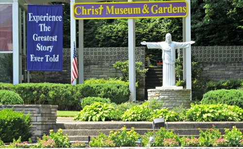 Christ in the Smokies is one of the most spiritual of Smoky Mountain Museums.