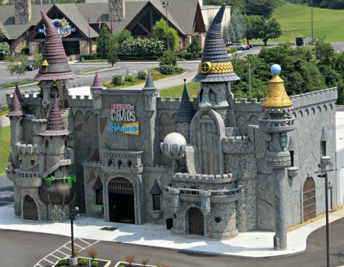 An image of Hollywood Wax Museum Castle