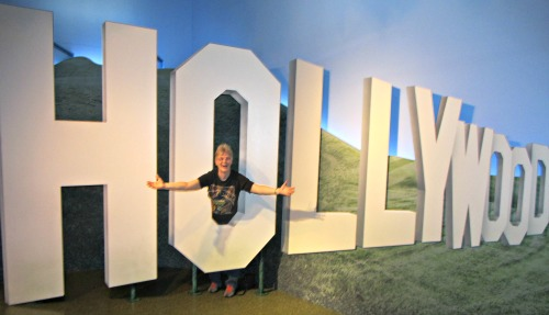 An image of Hollywood Wax Museum Hollywood Sign