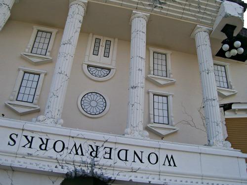wonderworks on titanic-museum page