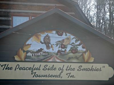 peaceful townsend-tn in the smokies