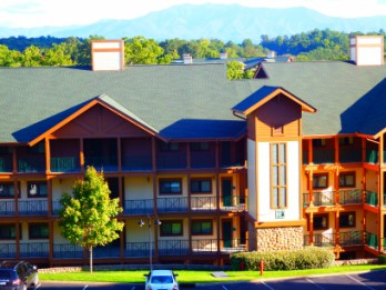 The best way to rent in the Smokies is with Wyndham Resorts Rentals