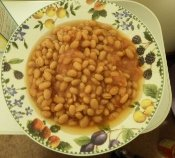 A lot of folks around here like baked beans bowl