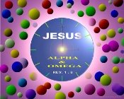 In all Christian events Jesus is the light!