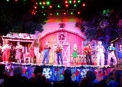 The Comedy Barn Christmas Cast performs an excellent night of comedy just for you!