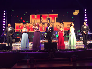 It's dinner theater America's Hit Parade that make the hits of America come alive!