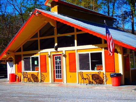Of all Gatlinburg Restaurants The Hungry Bear BBQ is one of the best!