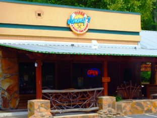 Three Jimmy's is a popular Gatlinburg Restaurant among tourists!