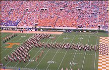 Rocky Top Band is the Pride Of The Southland Band