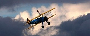 You love flying high with Sevierville Attractions Bi-Plane Rides