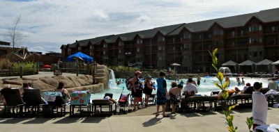 wilderness at the smokies is one of smoky-mountain-resorts in sevierville