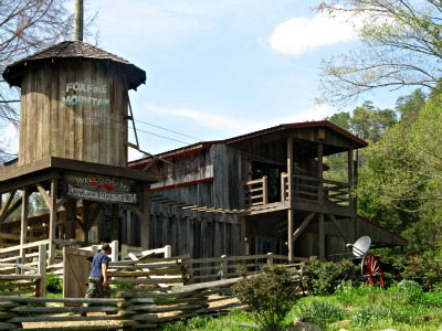 If you're looking for real family adventure, head to Sevierville attractions Foxfire Mountain.